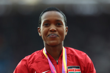 Faith Chepngetich Kipyegon 16th IAAF World Athletics Championships London 2017 - Day Five