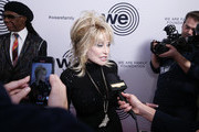 Dolly Parton attends We Are Family Foundation honors Dolly Parton & Jean Paul Gaultier at Hammerstein Ballroom on November 05, 2019 in New York City.
