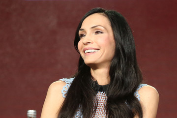 Famke Janssen 2017 Winter TCA Tour - Day 14