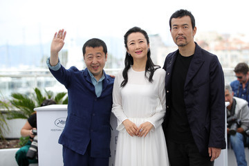 Fan Liao 'Ash Is The Purest White (Jiang Hu Er Nv)' Photocall - The 71st Annual Cannes Film Festival