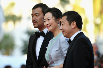 Fan Liao 'Ash Is The Purest White (Jiang Hu Er Nv)' Red Carpet Arrivals - The 71st Annual Cannes Film Festival