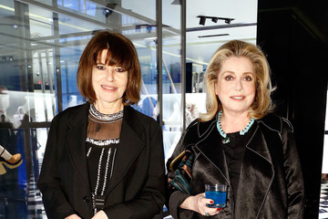Fanny Ardant Prada the Iconoclast Cocktail Party
