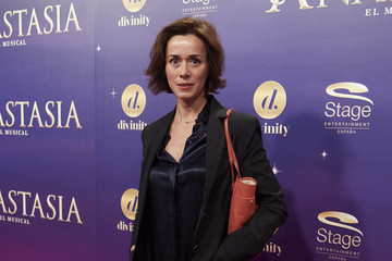 Fanny Gautier 'Anastasia. The Musical' Madrid Premiere
