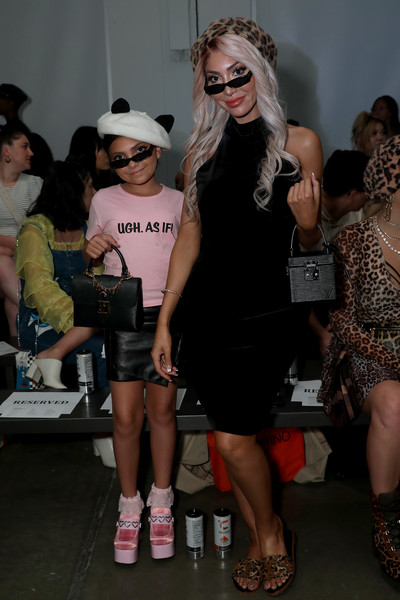 Fashion Palette - Australian Womenswear Spring/Summer '20 Collection Show - Backstage & Front Row