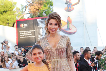Farrah Abraham Sophia Laurent Abraham 'J'Accuse' (An Officer And A Spy) Red Carpet Arrivals - The 76th Venice Film Festival