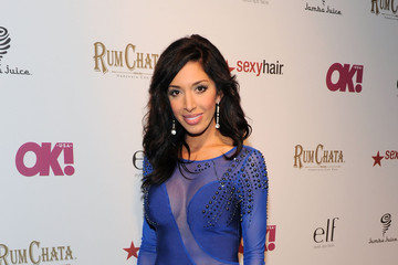 Farrah Abraham OK! Magazine's 'So Sexy' Party