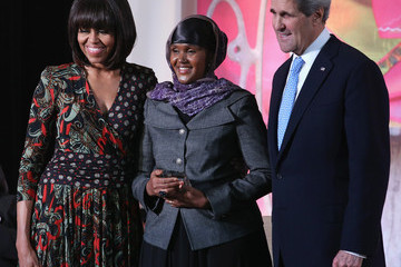 Fartuun Adan International Women of Courage Awards Ceremony