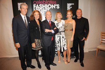 Anna Wintour Michael Kors Fashion's Night Out Kick-Off with Anna Wintour and Michael Kors