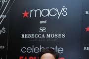 Designer Rebecca Moses attends the Macy's celebration of Fashion's Night Out at Macy's Herald Square on September 10, 2010 in New York City.