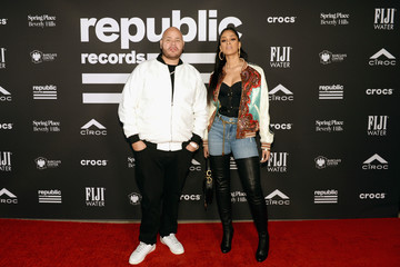 Fat Joe Republic Records Grammy After Party At Spring Place Beverly Hills - Arrivals
