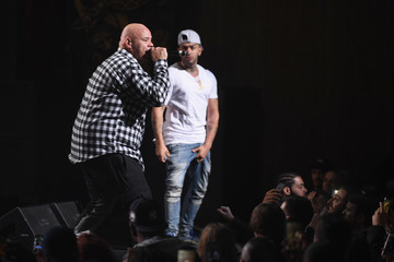 Fat Joe World Premiere Of 'UNBANNED: THE LEGEND OF AJ1' At Tribeca Film Festival