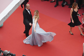 Fawaz Gruosi 'Everybody Knows (Todos Lo Saben)' & Opening Gala Red Carpet Arrivals - The 71st Annual Cannes Film Festival