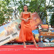 """Faye Brookes """"Off The Rails"""" World Premiere - Red Carpet Arrivals"""