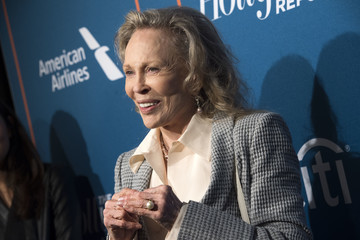Faye Dunaway The Hollywood Reporter 5th Annual Nominees Night - Arrivals