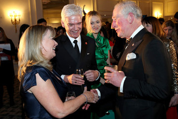Fearne Cotton The Prince Of Wales Attends A Prince's Trust 'Invest In Futures' Reception