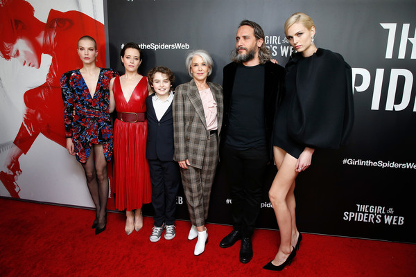'The Girl In The Spider's Web' New York Screening
