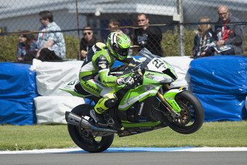 Federico Sandi World Superbikes: Qualifying