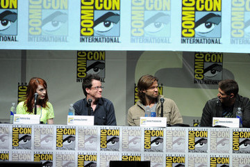 Felicia Day 'Supernatural' Presentation at Comic-Con