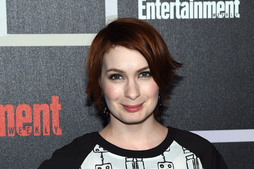 Felicia Day Entertainment Weekly's Annual Comic-Con Celebration - Arrivals