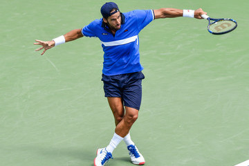 Feliciano Lopez Rogers Cup presented by National Bank - Day 5