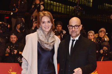 Felicity Blunt 'Final Portrait' Premiere and Geoffrey Rush Awarded With Berlinale Camera - 67th Berlinale International Film Festival