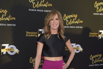 Felicity Huffman Television Academy's 70th Anniversary Gala - Arrivals