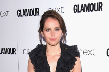 Felicity Jones Glamour Women of the Year Awards 2017 - Red Carpet Arrivals