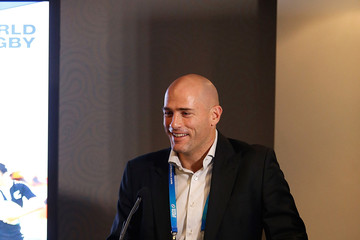 Felipe Contepomi iRB World Rugby Conference and Exhibition