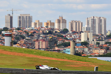 Felipe Massa F1 Grand Prix of Brazil - Practice