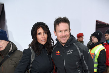 Felix Baumgartner Celebrities At Hahnenkamm Race Weekend
