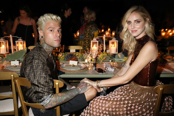 Fendi Couture Fall Winter 2019/2020 - Dinner with Performance