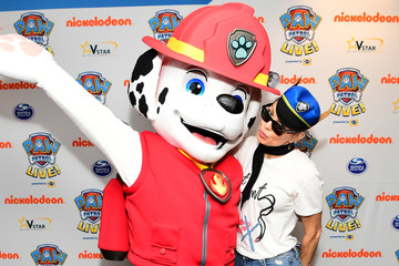 Fergie Nickelodeon and VStar Entertainment Group's PAW Patrol Live! 'Race to the Rescue'
