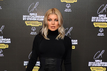 Fergie CR Fashion Book Celebrates Launch of CR Girls 2018 in Partnership With Technogym - Arrivals