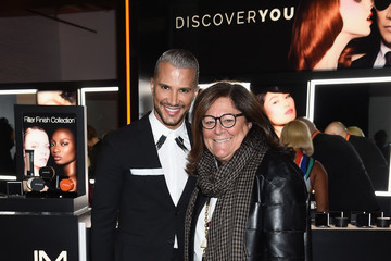 Fern Mallis Jay Manuel Beauty x Simon Launch Event