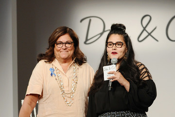 Fern Mallis Dia&Co Fashion Show And Industry Panel At The CURVYcon