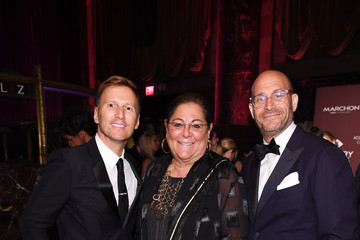 Fern Mallis Marc Metrick Accessories Council Hosts The 23rd Annual ACE Awards - Inside