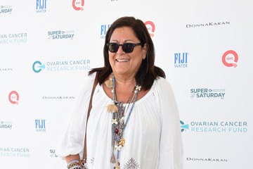 Fern Mallis OCRF's 18th Annual 'Super Saturday NY' Hosted by Donna Karan and Kelly Ripa