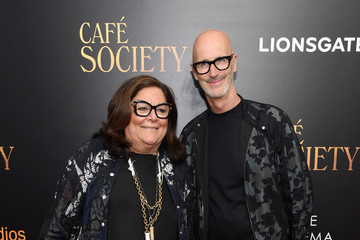 Fern Mallis Amazon & Lionsgate With the Cinema Society Host the New York Premiere of 'Cafe Society' - Arrivals