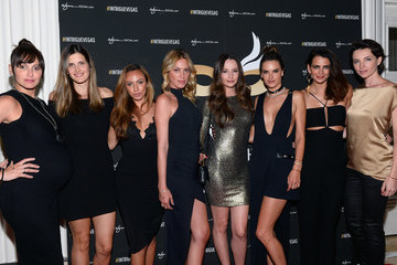 Fernanda Motta Alessandra Ambrosio Celebrates Girls Getaway At Intrigue Nightclub, Wynn Las Vegas