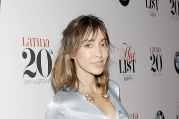 Fernanda Romero Latina's 20th Anniversary Celebrating the Hollywood Hot List Honorees