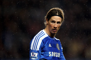 Fernando Torres Chelsea v Newcastle United - Premier League