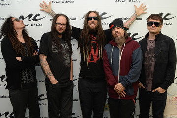 Fieldy Korn Stops by Music Choice