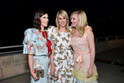 """""""Designer Rodarte"""" Honorees Kate Mulleavy and Laura Mulleavy and Kirsten Dunst attend the Fifth Annual InStyle Awards at The Getty Center on October 21, 2019 in Los Angeles, California."""