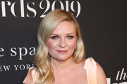 Kirsten Dunst attends the Fifth Annual InStyle Awards at The Getty Center on October 21, 2019 in Los Angeles, California.