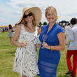 Christine Kaculis The Fifth Annual Veuve Clicquot Polo Classic - Match