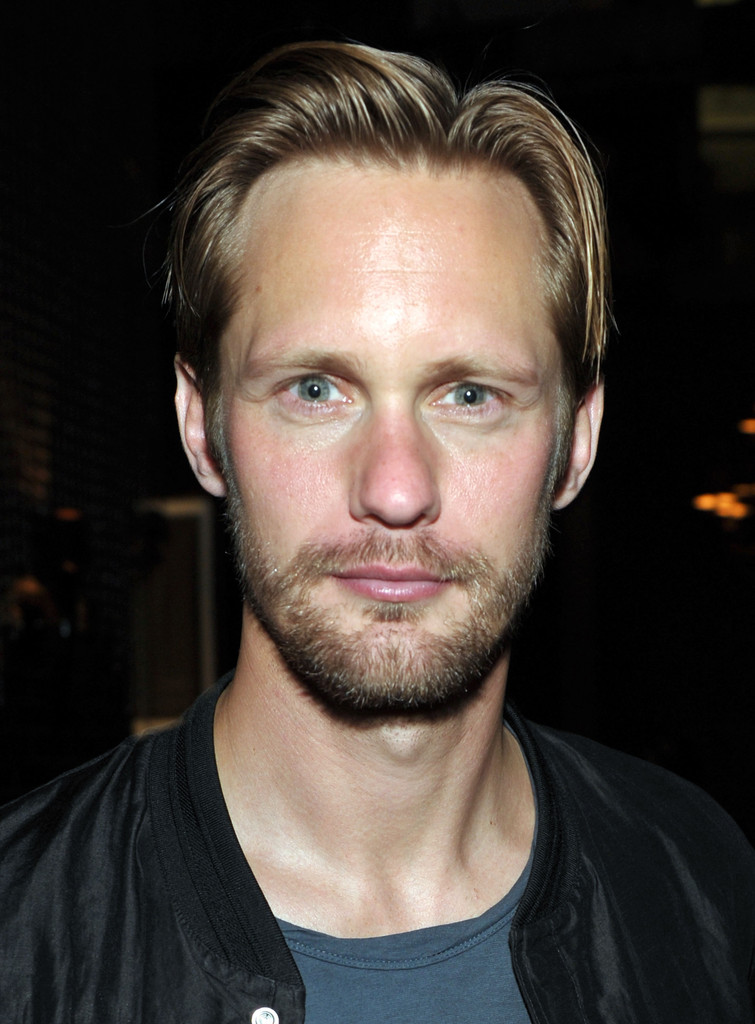 Alexander Skarsgard Photos Photos - Film District Party ...