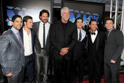 Kevin Nash and Adam Rodriguez Photos Photo
