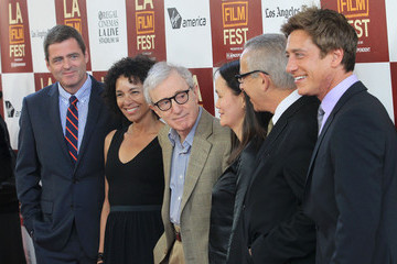 """David Ansen Josh Welsh Film Independent's 2012 Los Angeles Film Festival Premiere Of Sony Pictures Classics' """"To Rome With Love"""" - Arrivals"""