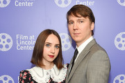 Zoe Kazan and Paul Dano attend the Film Society Of Lincoln Center's 50th Anniversary Gala at Lincoln Center on April 29, 2019 in New York City.
