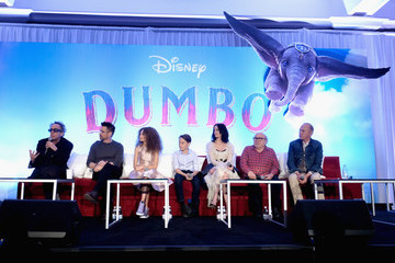 Finley Hobbins 'Dumbo' Global Press Conference